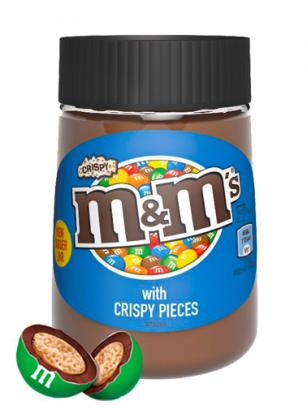 Crema estilo Nutella de M&M's 350 grs