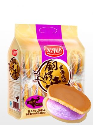 Mini Dorayakis de Crema de Taro | Pack 10 | Pedido GRATIS!