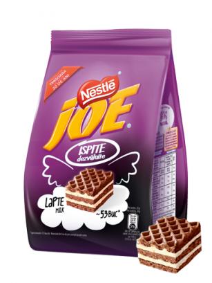 Mini Barritas de Barquillo Chocolateadas Nestle con Crema de Leche 180 grs