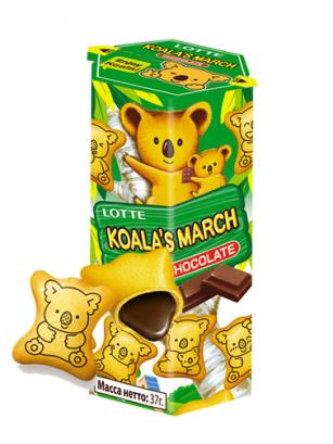 Galletas Koara Choco Cream