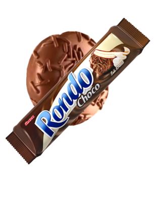 Galletas Bañadas en Cacao rellenas de Crema | Rondo 100 grs