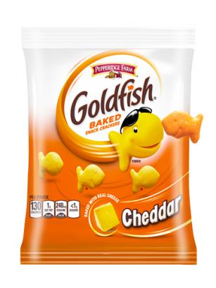 Galletitas Saladas Sabor Cheddar 43 grs