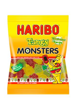Gominolas Monstruos Sabor Ácido | Haribo 150 grs