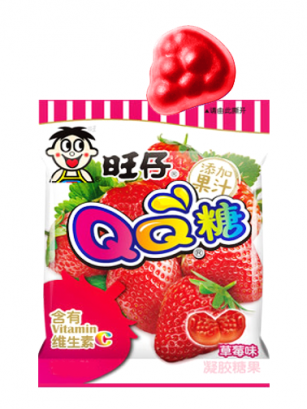 Gominolas Lovely Fruits de Fresa 25 grs.