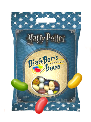 Jelly Belly Harry Potter Sabores Nauseabundos vs. Deliciosos | Bertie Bott's Bag