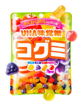 Mix de Gominolas Frutas y Yakault | Puccho 85 grs