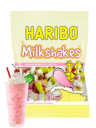 Gominolas Sabor Batidos de Frutas | Haribo 150 grs