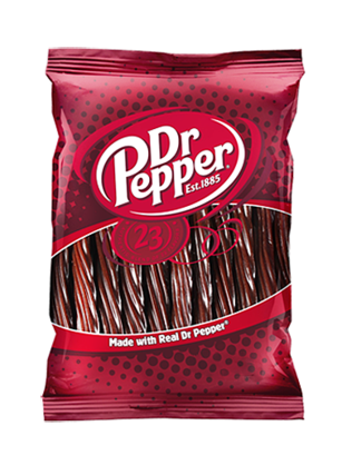 Chuche Regaliz | Sabor Cola Dr. Pepper