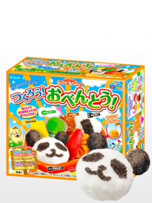 Kit Bento Panda de Gominolas | Popin Cookin