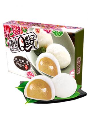 Mochis Daifuku de Crema de Ryokutō | Sakura Box