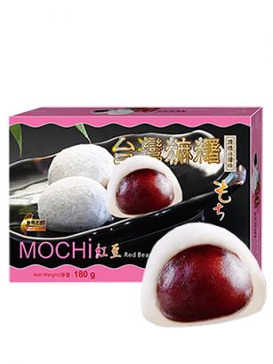 Mochis Receta Midafu de Crema de Azuki