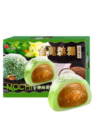 Mochis Receta Midafu de Pandan y Coco 180 grs