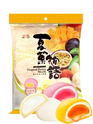 Surtido Mochis de Cremas de Frutas Tropicales | Fruit Mochi 120 grs