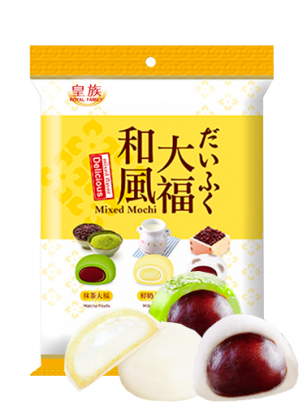 Surtido Mochis Daifuku Delicious Bag 250 grs