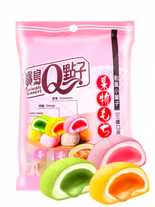 Surtido Mochis de Cremas de Frutas | Premium Ginza
