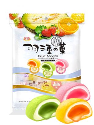 Surtido Mochis de Cremas de Frutas | Fruit Mochi 120 grs