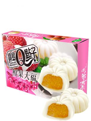 Sakura Mochis rellenos de Crema de Lichi | Calidad Premium