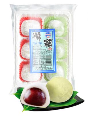 Mochis Daifuku de Crema de Azuki y Te Verde 230 grs