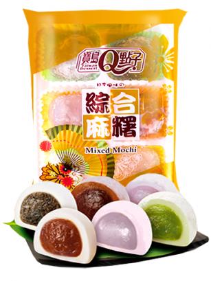 Surtido Mochis Daifuku | Sakura Golden 210 grs