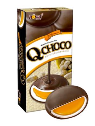 Choco Mochis rellenos de Crema de Cacahuete