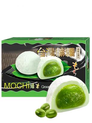 Mochis Receta Midafu de Crema de Azuki Verde
