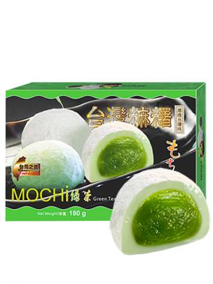 Mochis Receta Midafu de Crema de Matcha | Top Box