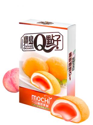 Mochis rellenos de Mermelada de Melocotón | Collection Box