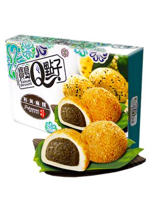 Mochis Daifuku de Crema de Sésamo | Sakura Box