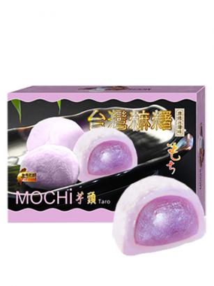 Mochis Receta Midafu de Crema de Taro