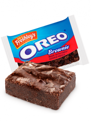 Brownie Oreo | Mrs Freshleys 85 grs