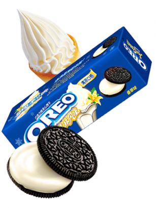 Oreo Crema de Helado de Vainilla | Frozen Ice Cream