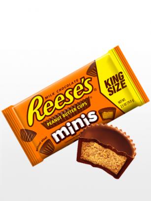 Mini Chocolatinas Reese´s de Crema de Cacahuete | Big Size