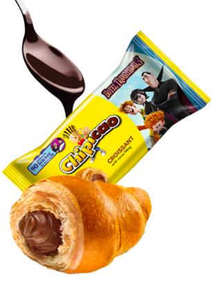 Cruasán de Chocolate con Leche 60 grs | Pedido GRATIS!