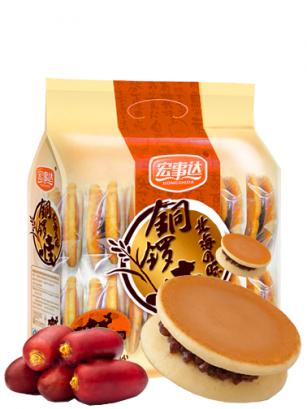 Mini Dorayakis de Crema de Dátiles | Pack 10