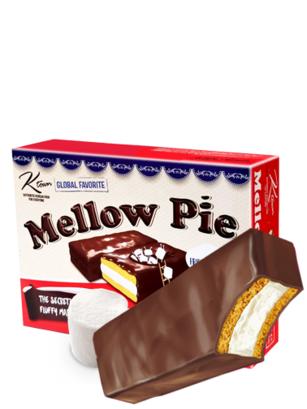 Choco Cakes Coreanos de Crema de Marshmallow 162 grs
