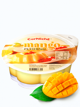 Big Happy Pudding de Mango