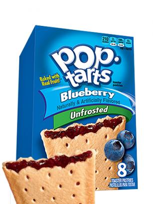 Pop Tarts Arándanos | 8 Unidades