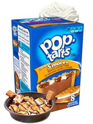 Pop Tarts de Marshmallow y Chocolate