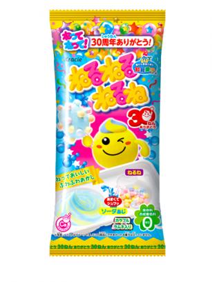 Kit Cream Toppings Candy | Neruneru Nerune Sabor Ramune