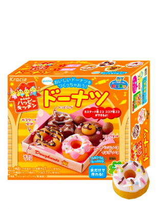 Kit Donuts de Chuches y Chocolate | Popin Cookin