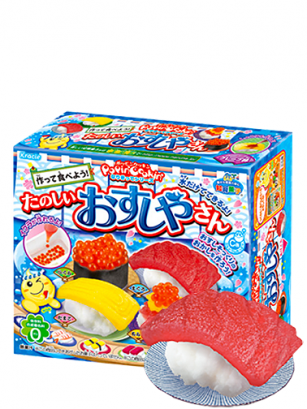 Kit Sushi de Gominolas | Popin Cookin
