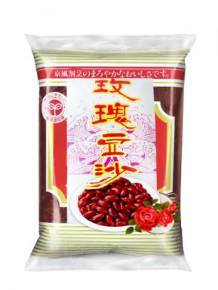 Crema Dulce de Judías Rojas -Azuki- con Rosas | 458 grs.