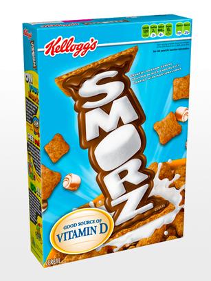 Cereales de Galleta Choco Graham y Marshmallows | Smorz