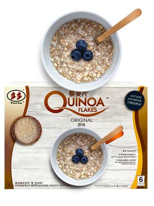 Copos de Quinoa y Avena | Pedido GRATIS!