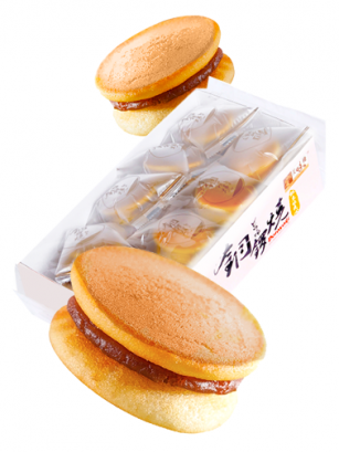 Mini Dorayakis de Crema de Azuki | Caja 16