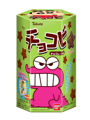 Galletas Snack Chocobi Shin Chan