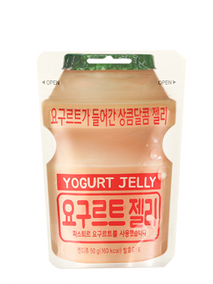 Gominolas Coreanas Yogur | Lotte