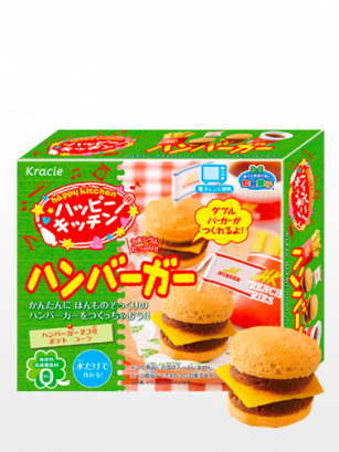 Kit Menú Burgers de Chuches | Popin Cookin