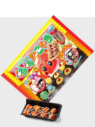 Kit Takoyakis de Chuche | Popin Cookin