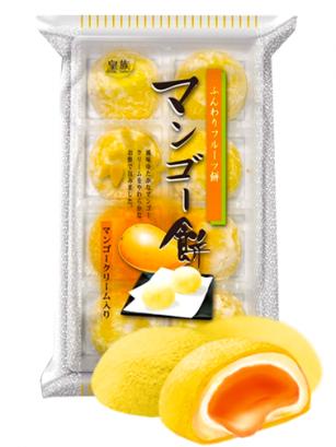 Mochis de Crema y Mermelada de Mango | Edición Grand Sakura